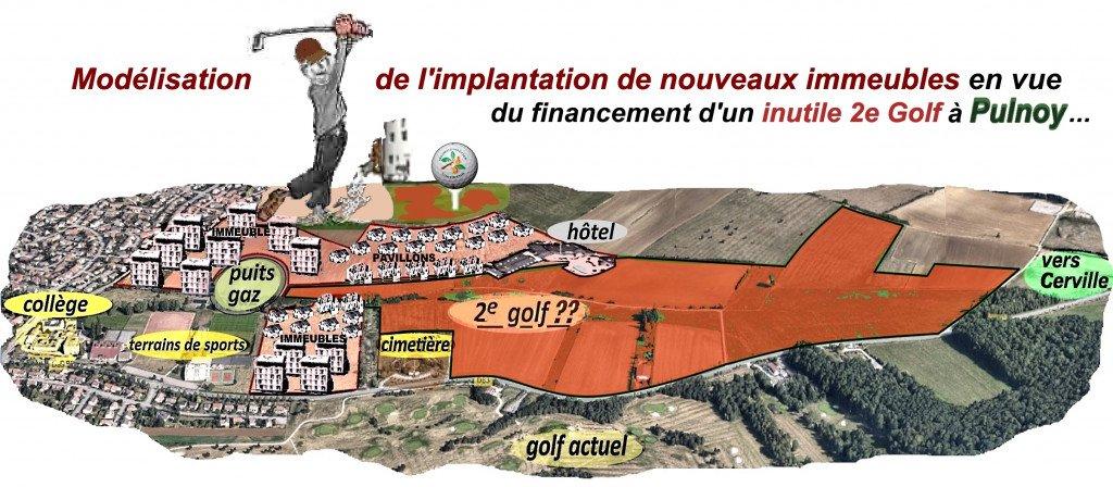 Habitat-2egolf_modelisation-implantation-immeubles_pour_2e_golf_+ balle dans pied_balle golf mirabelle_v 07-01-2018
