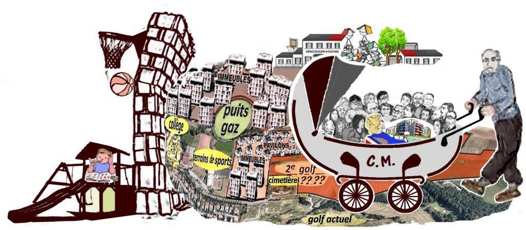 Caricature _Jeunes-Aines_Habitat-2egolf_immeubles_+_landau CM_dans le mur_v9def