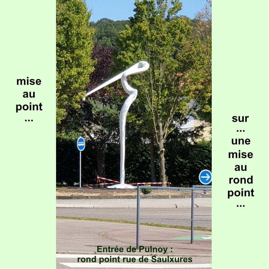 photo_statue Lys_swing du golfeur sur rond point_v art blog_def